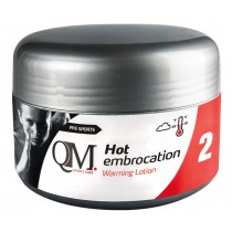 QM SPORTS CARE QM2 Hot Embrocation