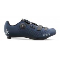 Fizik R4 boa race fietsschoenen blauw zwart