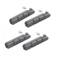 SHIMANO Remrubber Los R55C4 Carbon Velg Dura-Ace/Ultegra/105(2P)