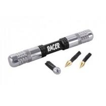 Dynaplug racer tubeless repair kit black polished caps