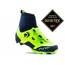 Northwave raptor GTX MTB fietsschoenen fluo geel