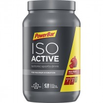 Powerbar isoactive isotone sportdrank red fruit punch 1320g