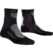 X-Socks mountain biking discovery fietssok zwart