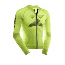 X-BIONIC Effektor Biking Power Shirt LS Green Lime Black