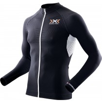 X-BIONIC The Trick Biking Shirt LS Black White