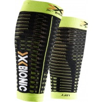 X-BIONIC Spyker Competition Calf Compressor Black Acid Green