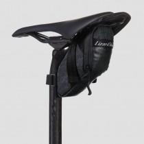 LIZARD SKINS Cache Saddle Bag jet black