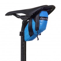 LIZARD SKINS Cache Saddle Bag Electric Blue