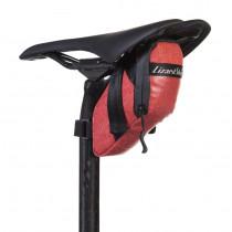 LIZARD SKINS Cache Saddle Bag Crimson