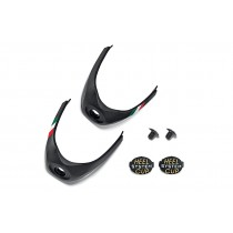SIDI Adjustable Heel Retention Device Black