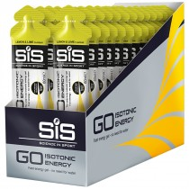 Sis go isotonic energiegel 60ml lemon lime (30 stuks)