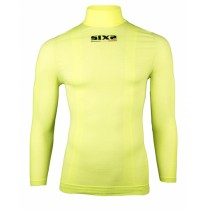 SIXS TS3 C Jersey LS Yellow Fluo