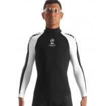 ASSOS SkinFoil Winter Evo 7 Jersey LS Black