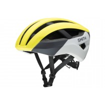 Smith Network Mips fietshelm Matte Neon Yellow