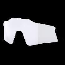 100% Speedcraft Replacement Short Lens Clear