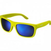 Shimano S23X fietsbril geel