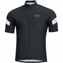 GORE BIKE WEAR Power 3.0 Jersey SS Black White