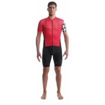 ASSOS Jersey SS Equipe Evo 8 National Red