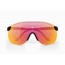 Alba Optics stratos fietsbril zwart - vzum lava lens
