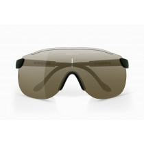 Alba Optics stratos fietsbril zwart - vzum mr bronze lens