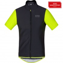 GORE BIKE WEAR Power WS SO Jersey SS Black Neon Yellow