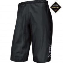 Gore bike wear power trail gore-tex active shorts zwart