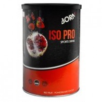 BORN Iso Pro Drink Red Fruit Pomegranate (400gr)