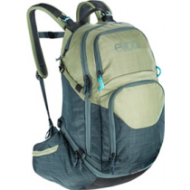 Evoc explorer pro rugzak 26l heather light olive groen