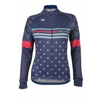 VERMARC Triangolo Lady Jersey LS Navy