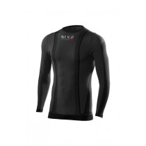 SIXS TS2 Jersey LS Black