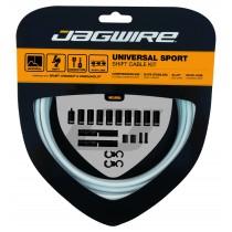 JAGWIRE Universal Sport Shift Kit White