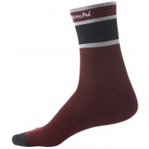 De Marchi Winter Sock Purple