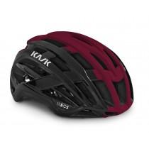 Kask valegro team Ineos fietshelm zwart bordeaux