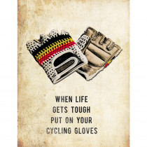 The vandal Cycling Gloves Postkaart