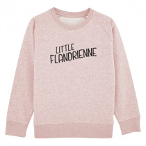 The Vandal Little Flandrienne Sweater Kids Pink