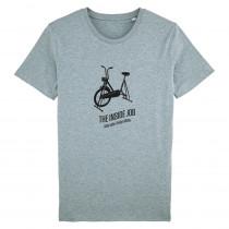 The Vandal The Inside Job T-Shirt Grey
