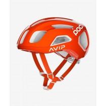 Poc ventral air spin fietshelm zink oranje avip