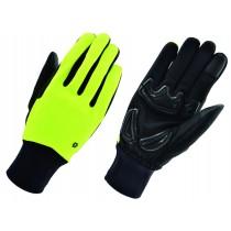 AGU Windproof II Compact Glove Yellow Fluo