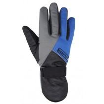 Windtex Winterhandschoen Grey Black Blue