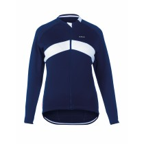 De Marchi Winter Jersey LS Blue