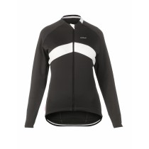 De Marchi Winter Lady Jersey LS Black