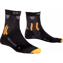 X-Socks mountain biking fietssok zwart