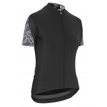 Assos Xc Woman Short Sleeve Jersey Blackseries