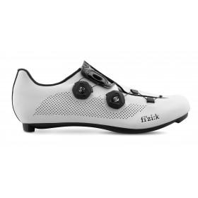 Fizik aria R3 race fietsschoenen wit zwart