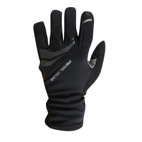 Pearl Izumi elite softshell gel fietshandschoen zwart