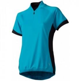 AGU Amanta Lady Shirt KM Aqua