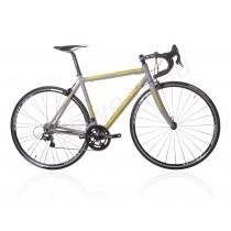 Basso devil campa veloce road bike grey yellow