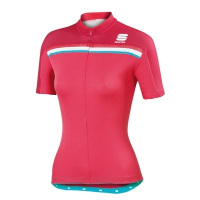 SPORTFUL Allure Lady Jersey SS Pink Coral