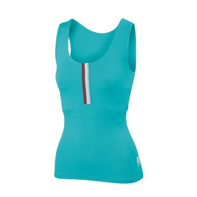 SPORTFUL Allure Lady Top Turquoise
