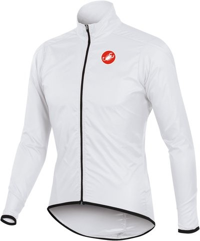 CASTELLI Squadra Long Jacket White